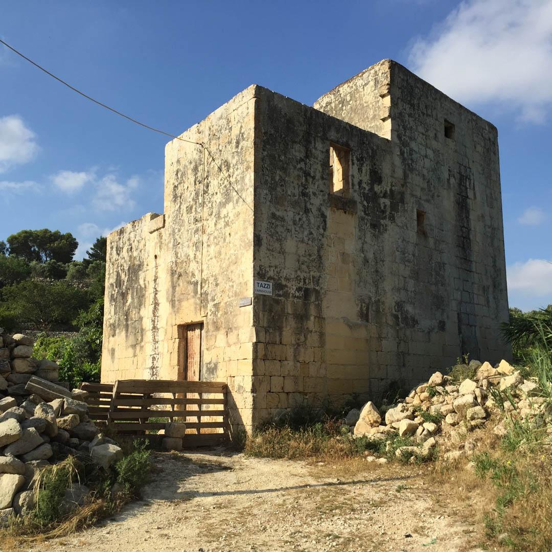 Tazzi farmhouse, Zebbug, Malta