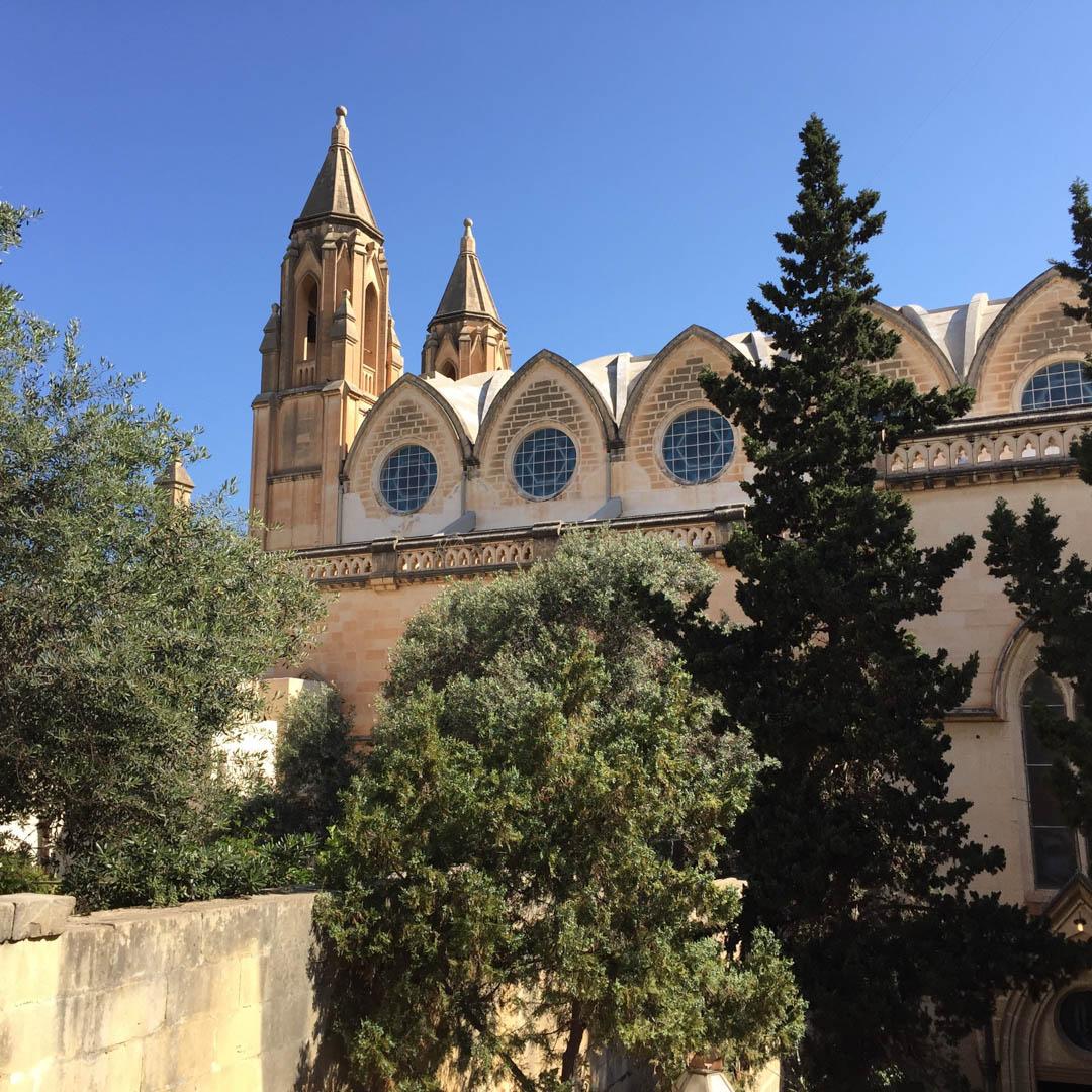 Our Lady of Mount Carmel, Balluta Bay, Malta
