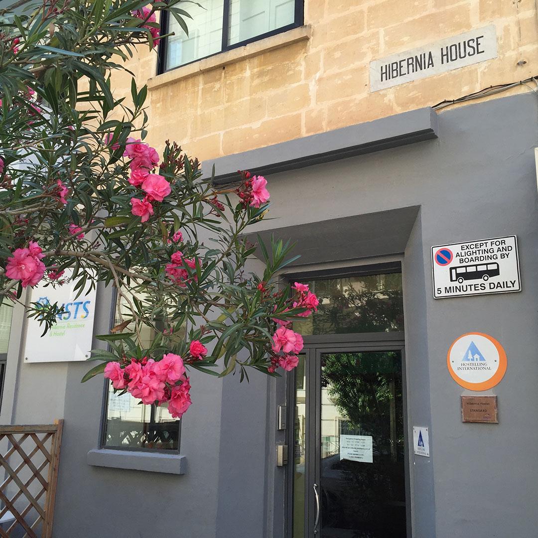 Hibernia House, Sliema, Malta