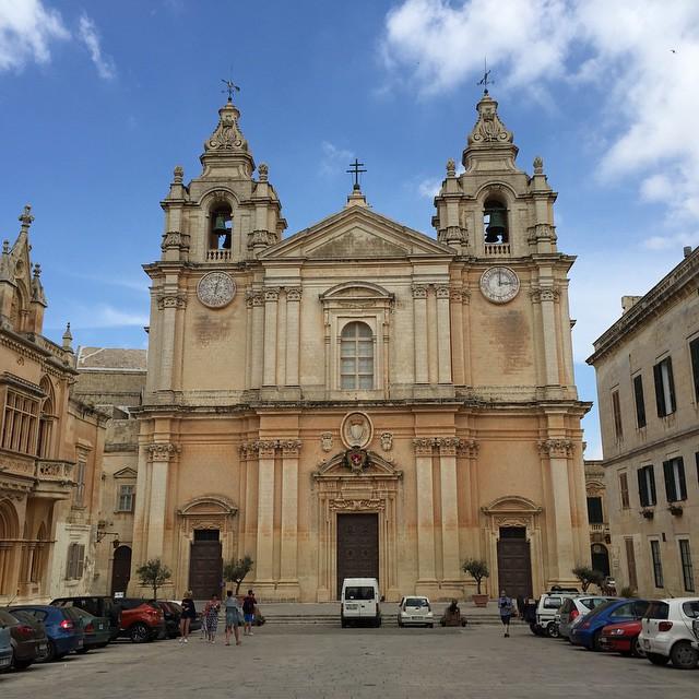 St. Paul's in Mdina