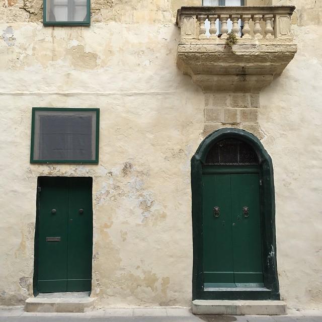 Mdina entryway