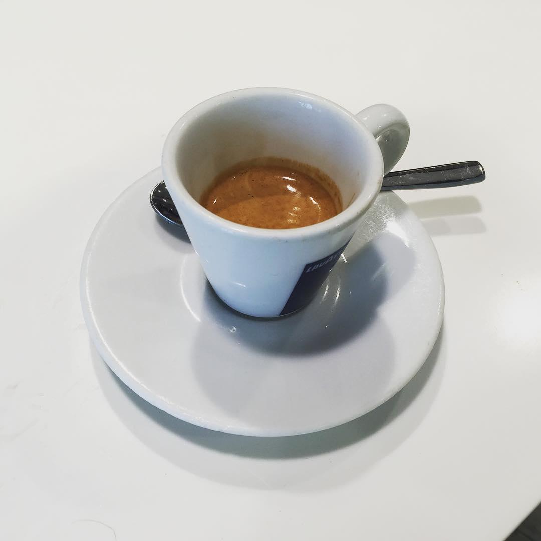 Espresso in Rome