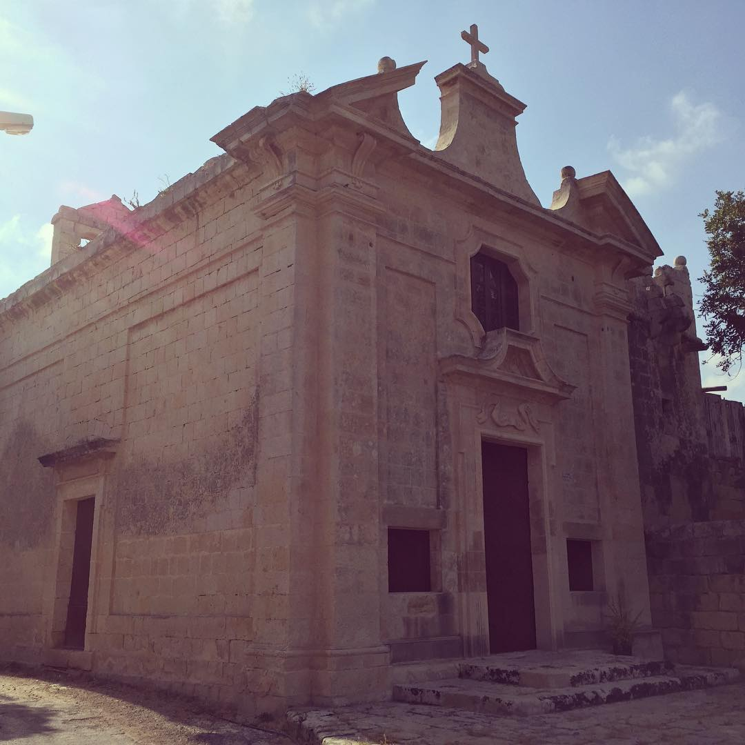 Żebbuġ chapel