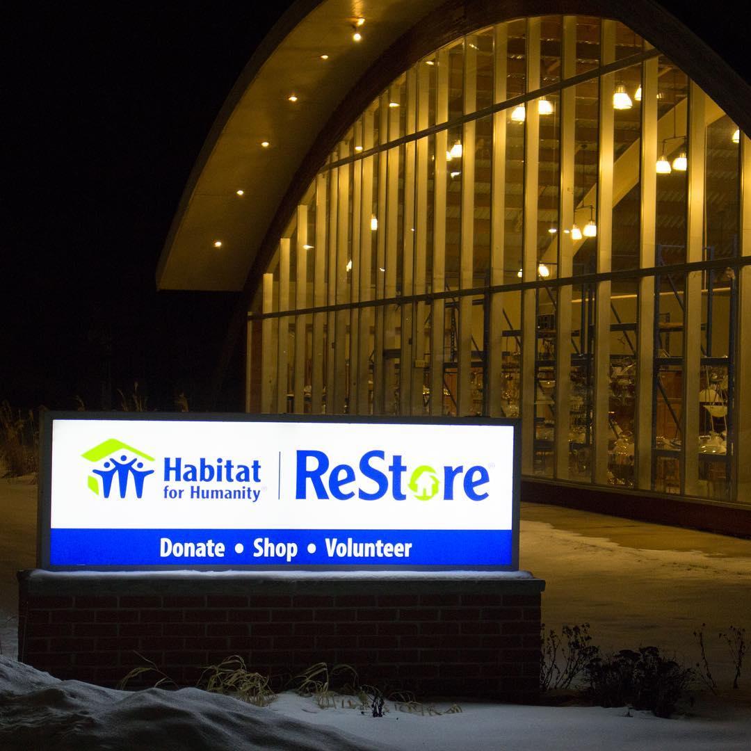 Habitat ReStore East