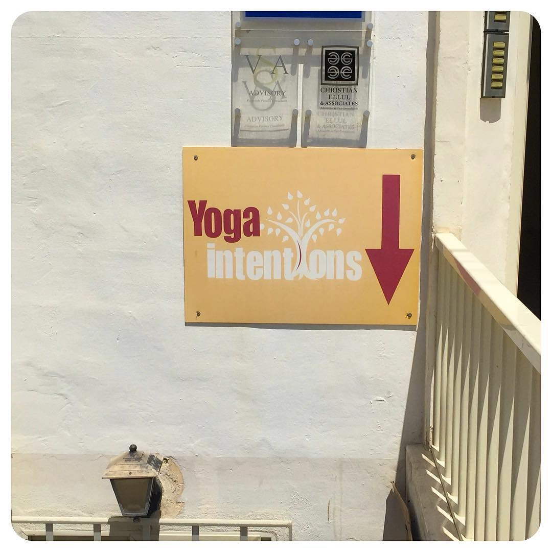 Yoga Intentions, St. Julians, Malta