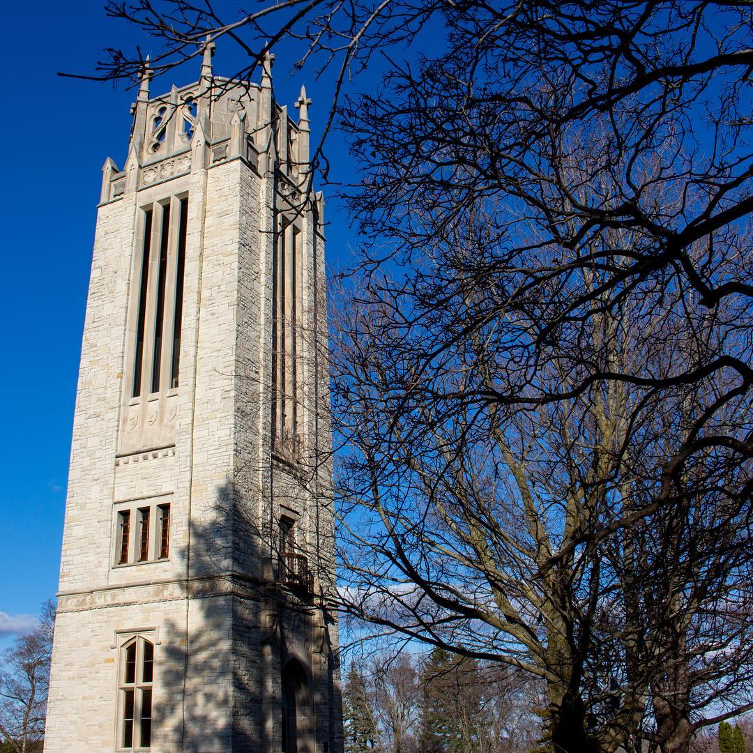 Tower of Memories, Roselawn Memorial Park, Monona, WI