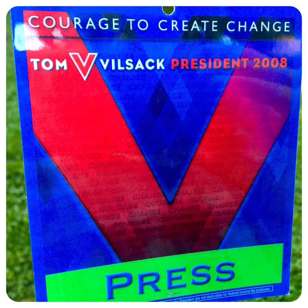 Tom Vilsack for President 2008