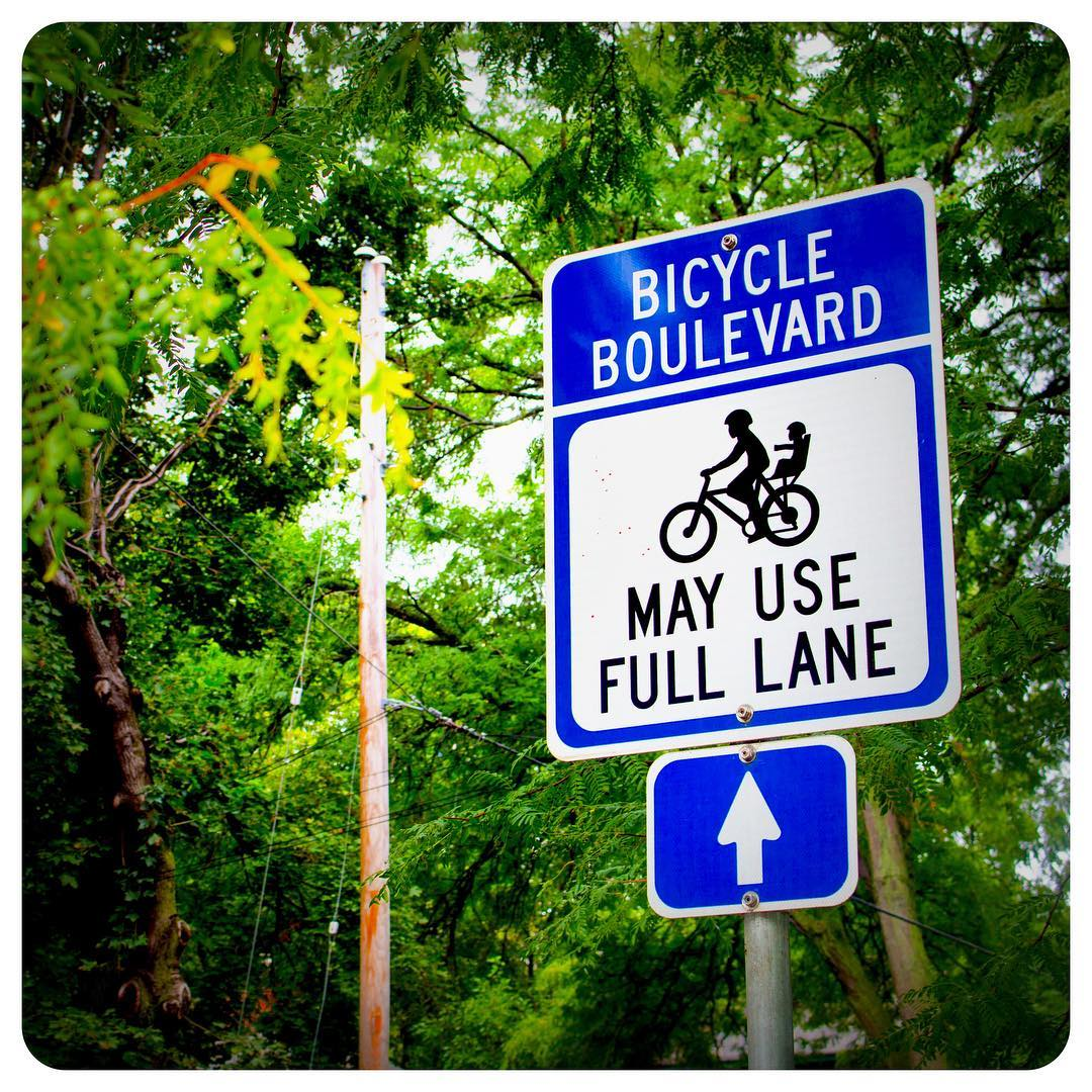 Madison's Bicycle Boulevards