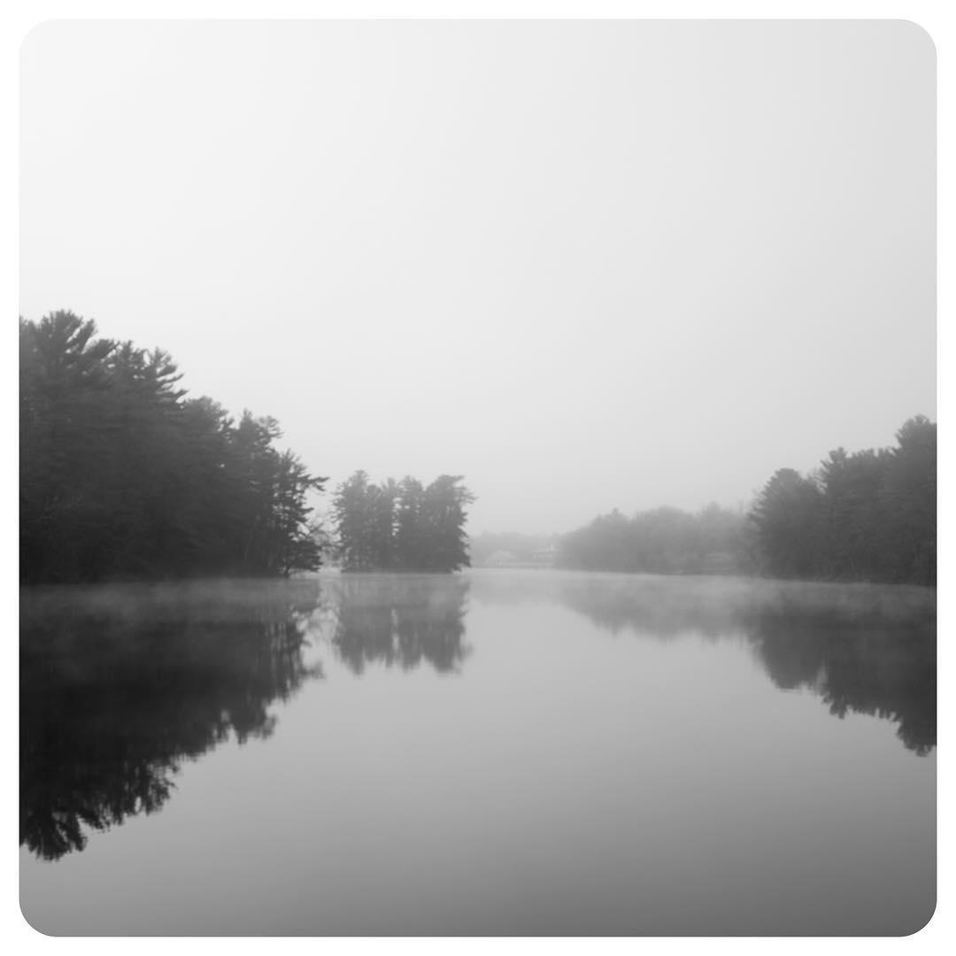Wisconsin River in November #2