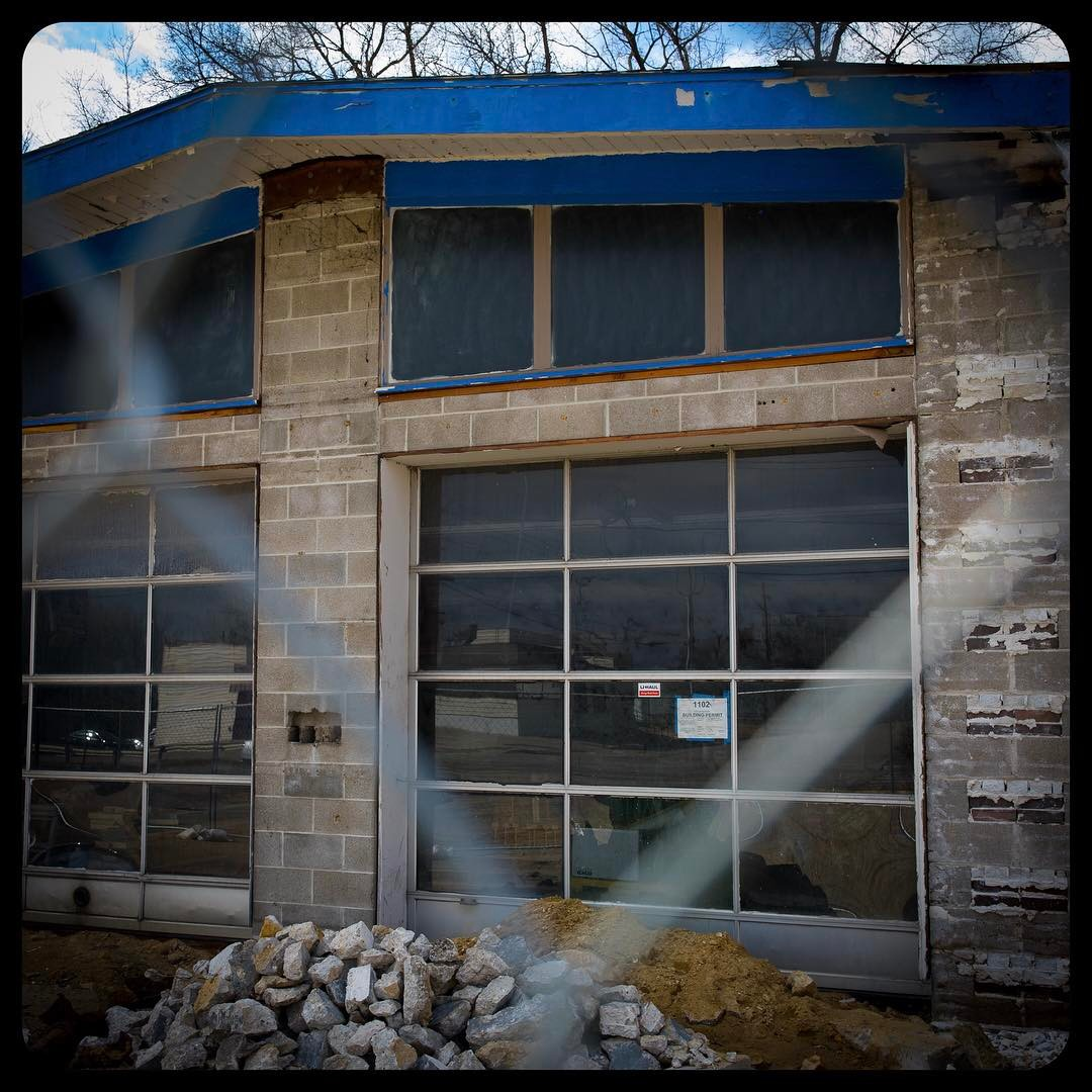 Transformations: former auto service shop undergoes a bit of plastic surgery