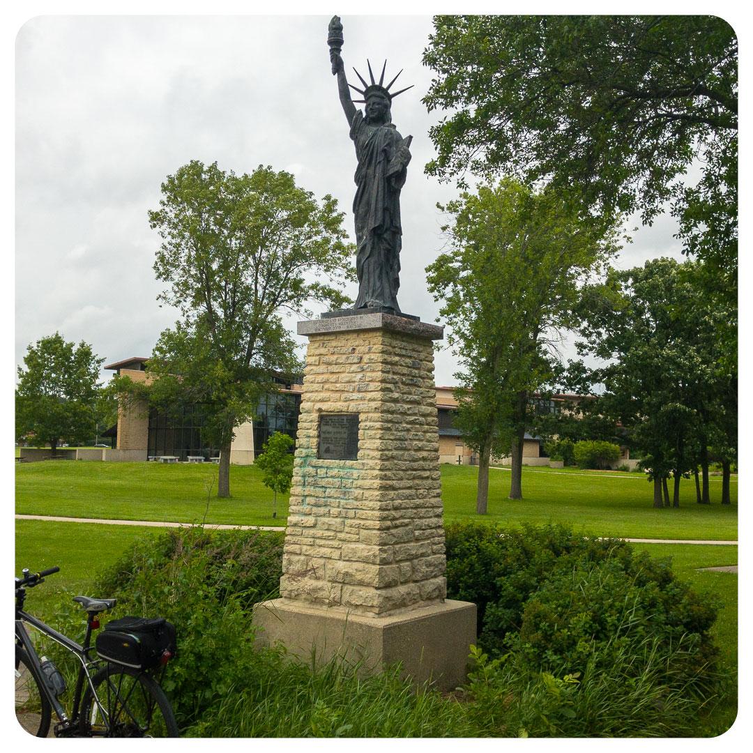 Shrinking Liberty