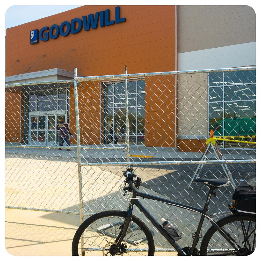 New Goodwill in Madison