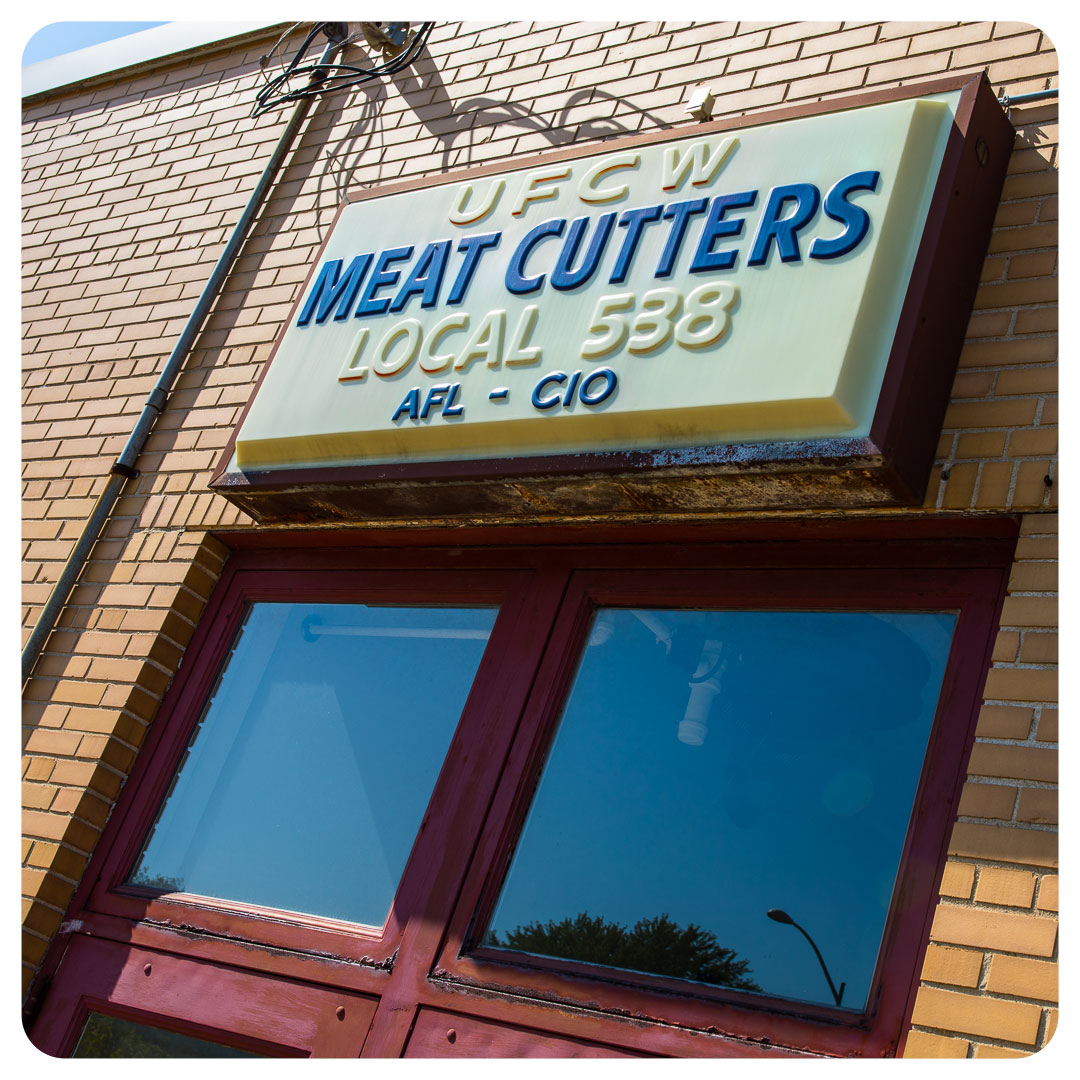 Oscar Mayer's Meat Cutters Local 538