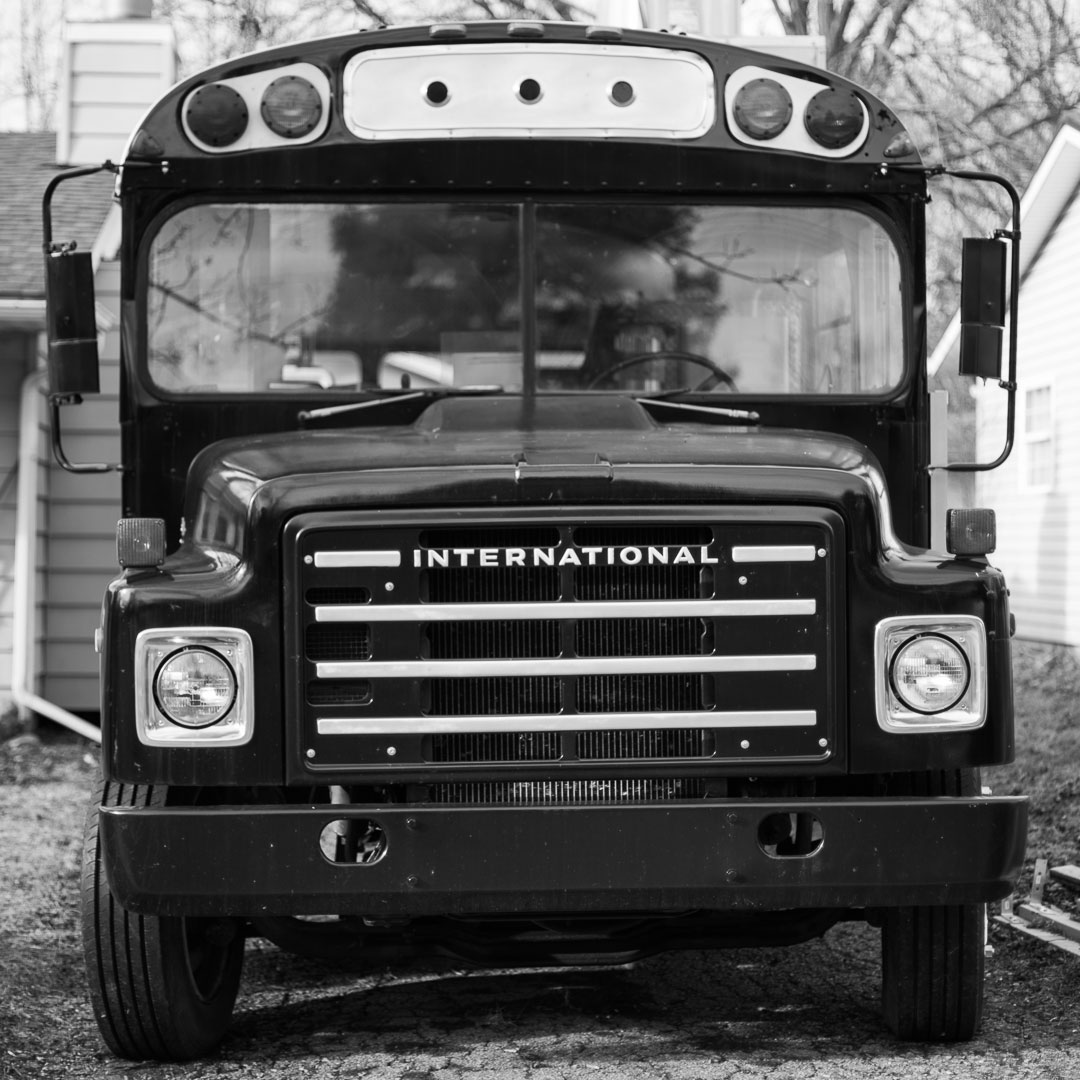 The International, a fine dining food truck