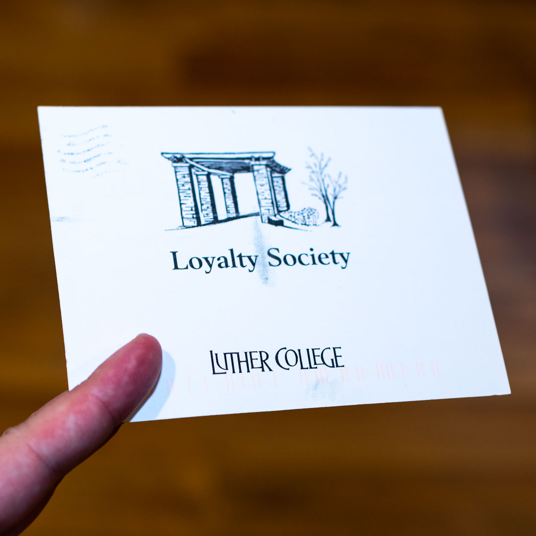 Loyalty Society - Luther College