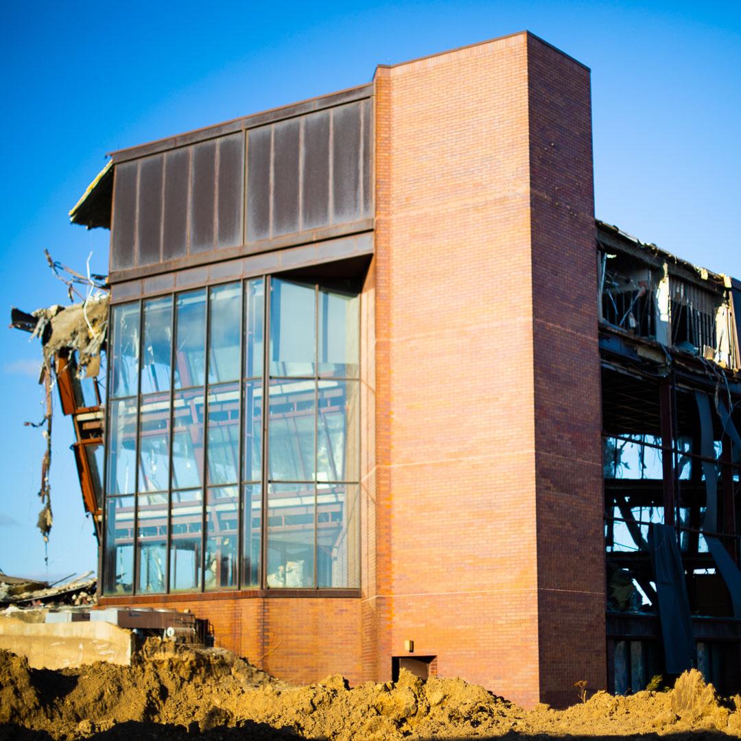Madison Area Technical College demolition