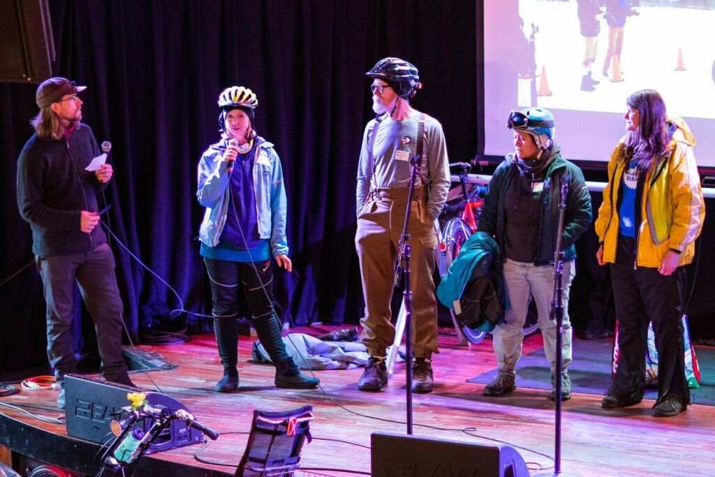 Winter Bike Fashion Show 2018