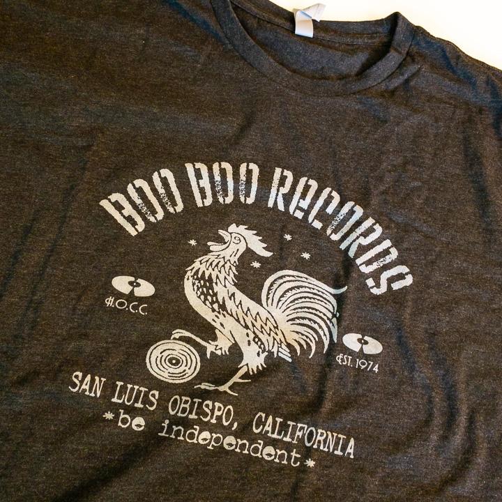 Boo Boo Records in San Luis Obispo, California