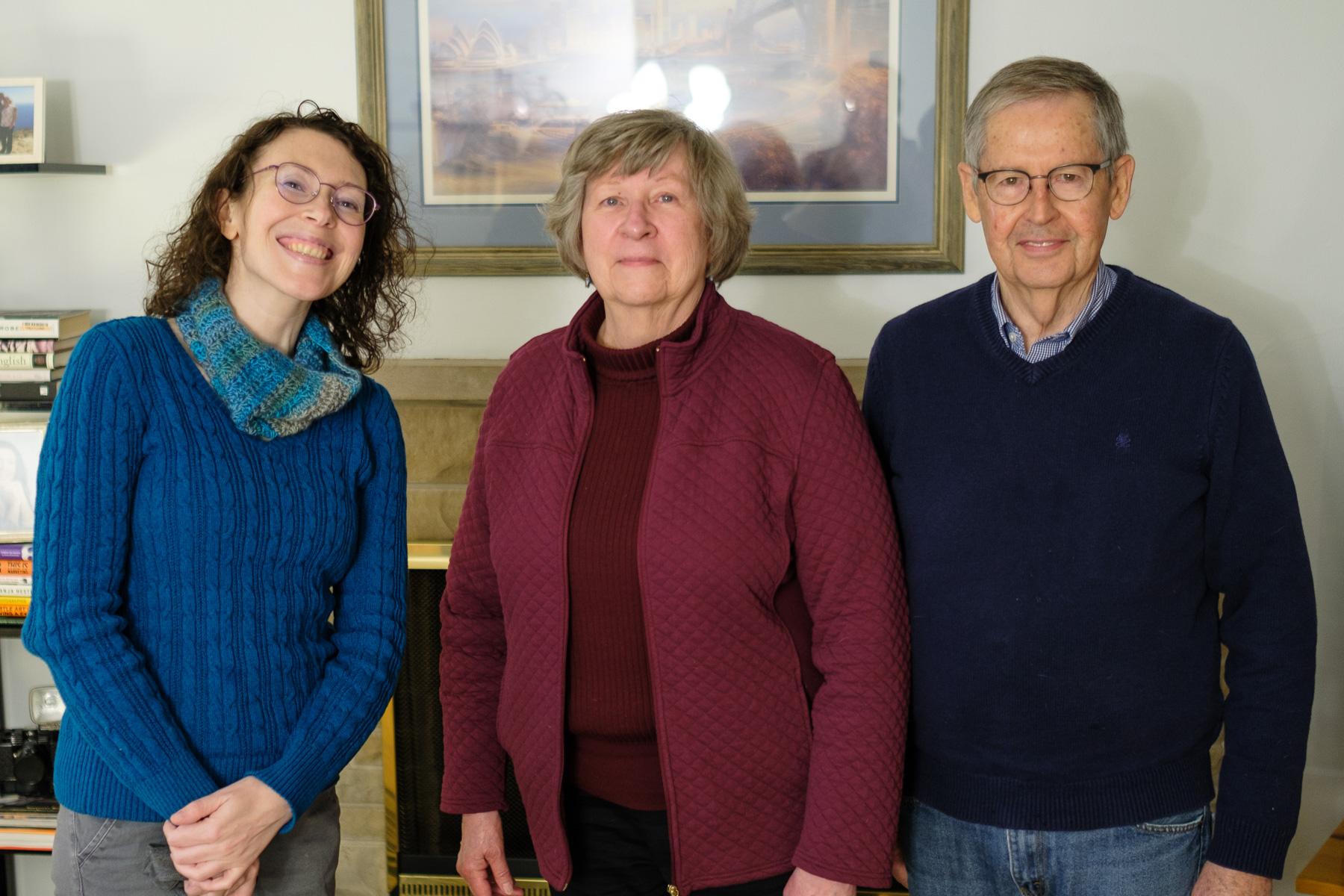 Parents & Annie